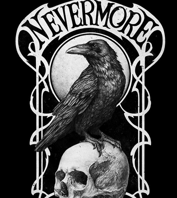 teeVillain: Quoth the Raven
