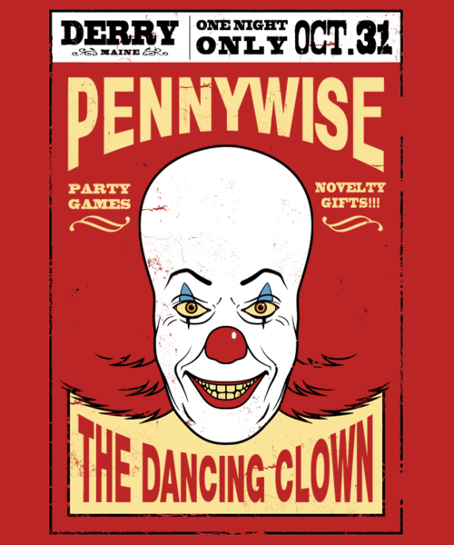Qwertee: They All Float