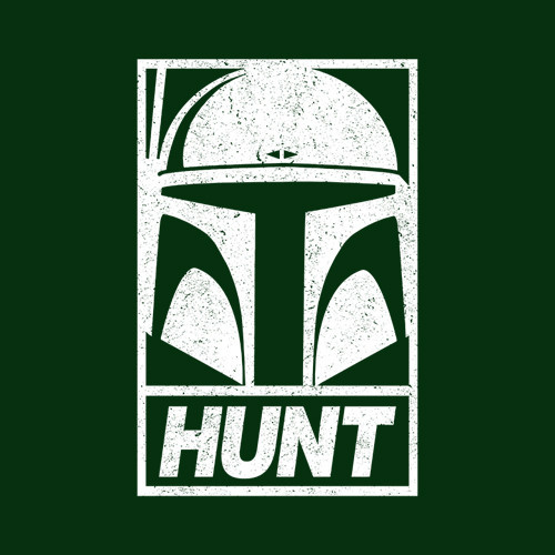 Five Finger Tees: Boba Fett Hunt T-Shirt