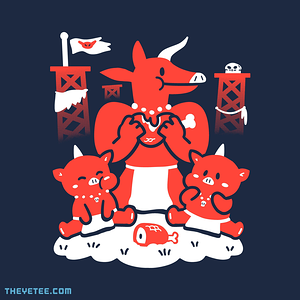 The Yetee: Monster Picnic