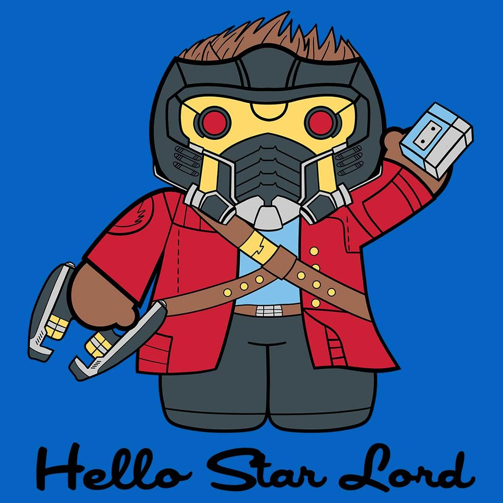 Snappy Kid: Hello Star Lord