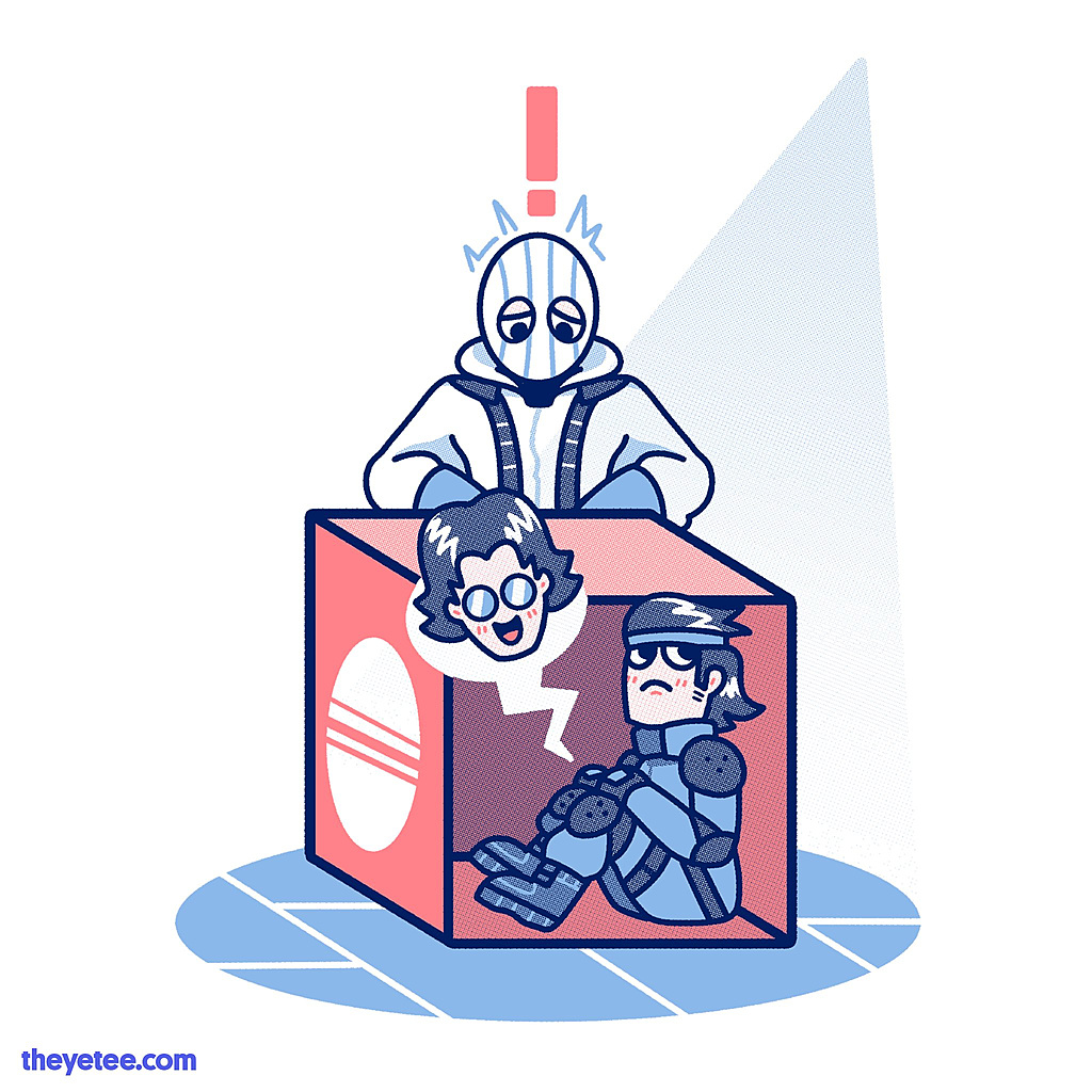 The Yetee: Jack In A Box