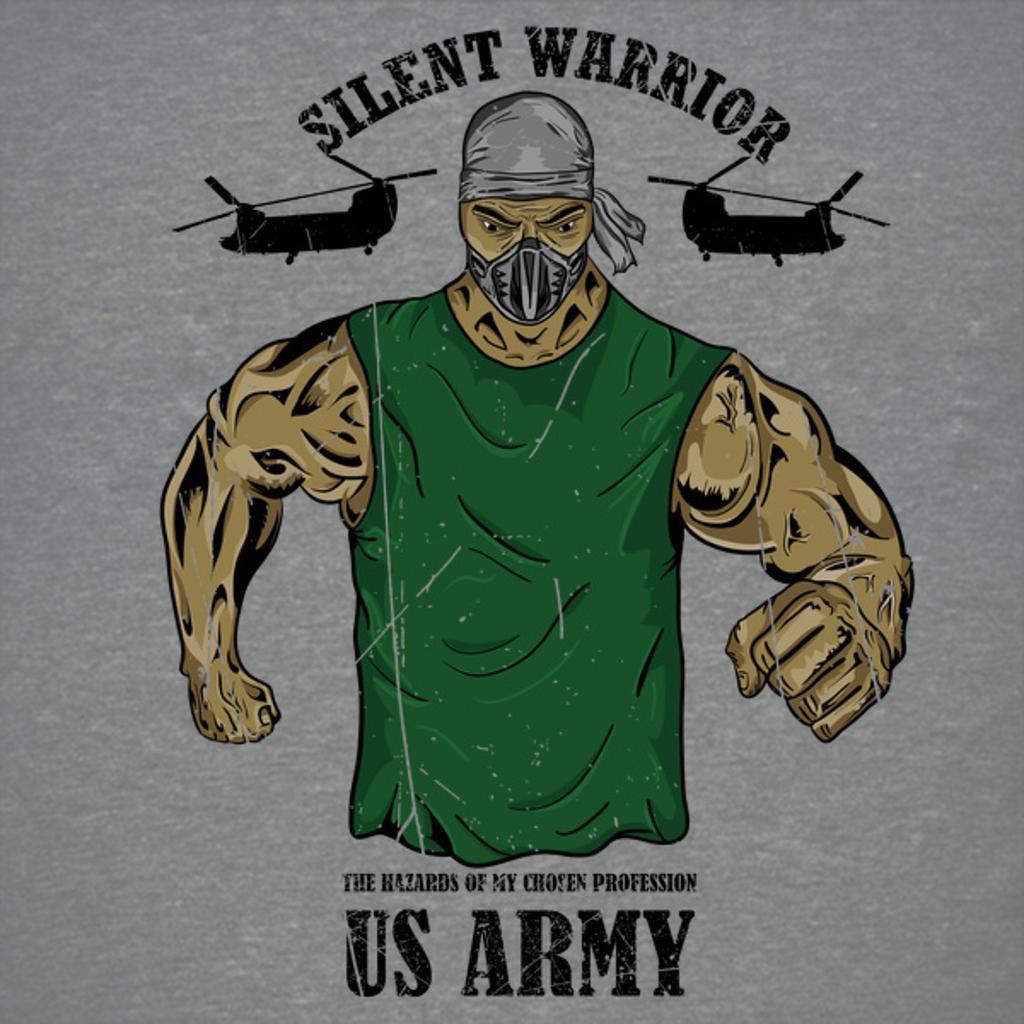 NeatoShop: Army Rangers (vintage crack tekstur motif )