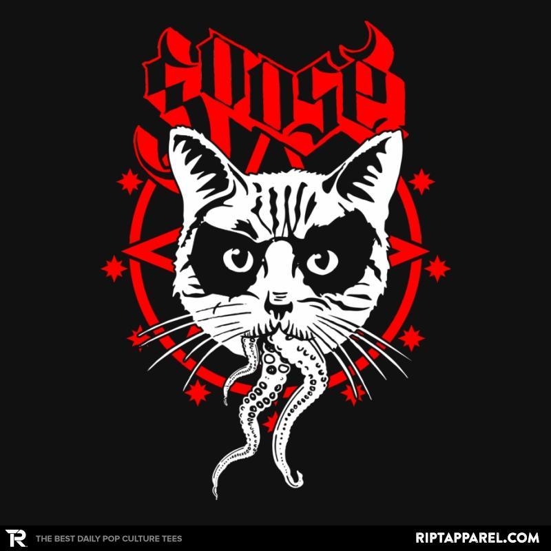 Ript: Black Metal Cat