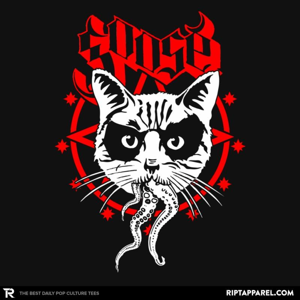 Ript: Black Metal Cat