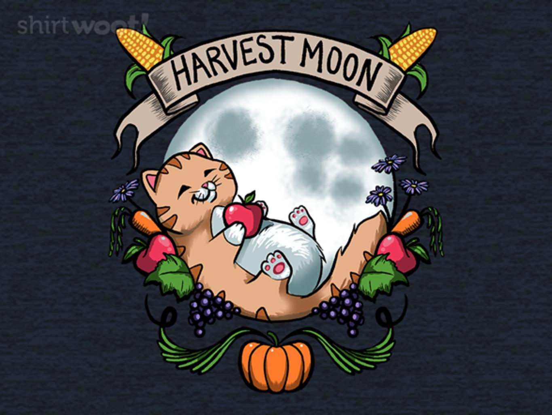 Woot!: Harvest Moon Cat