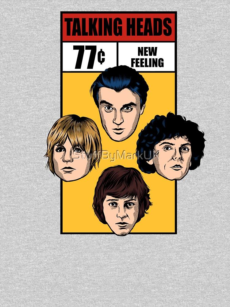 RedBubble: Comic Heads