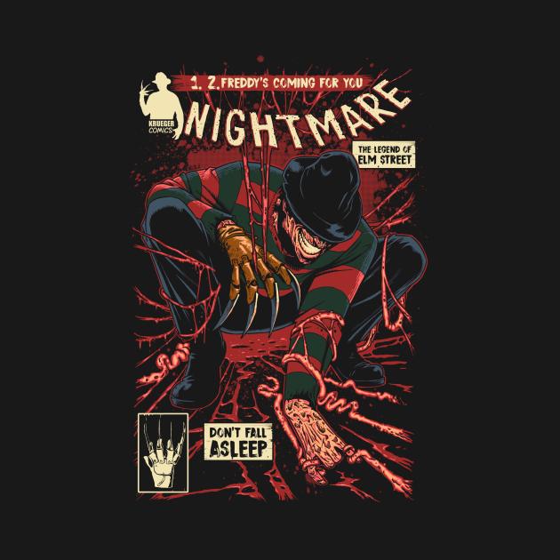 TeePublic: Nightmare