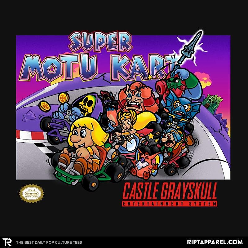 Ript: Super MOTU Kart