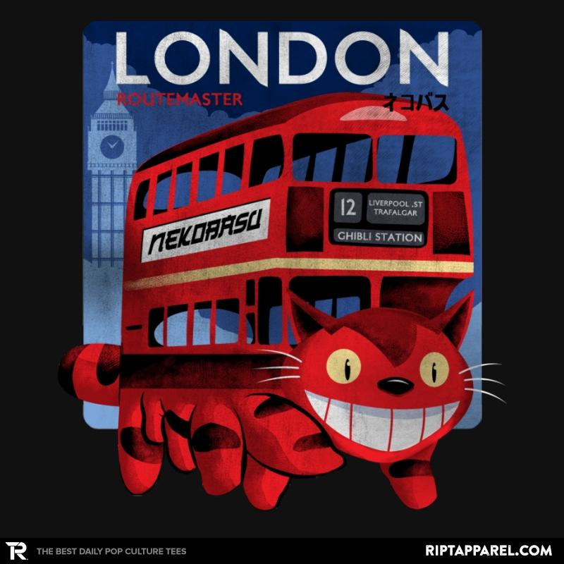 Ript: London Nekobasu