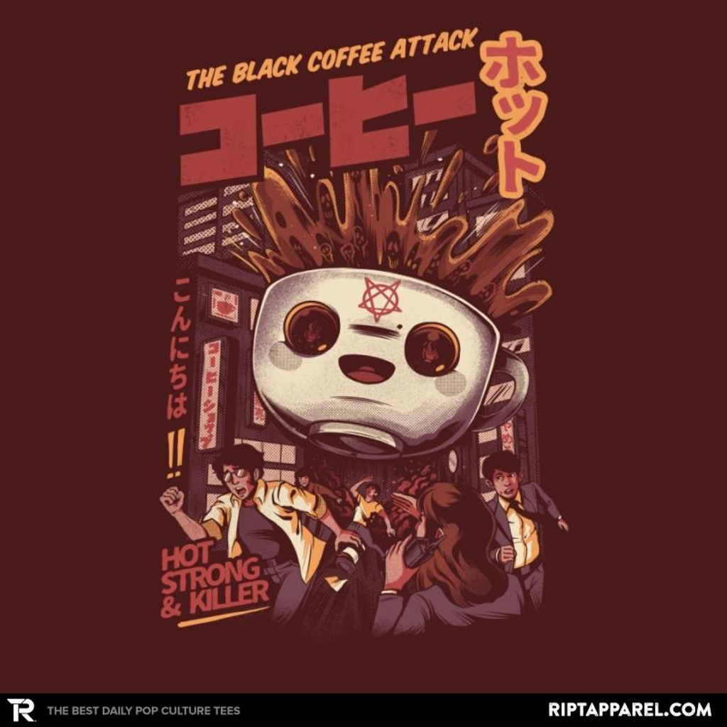 Ript: Black Magic Coffee