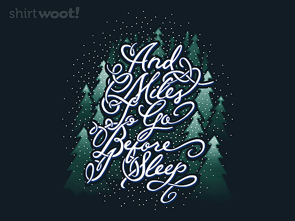 Woot!: A Frosty Pause