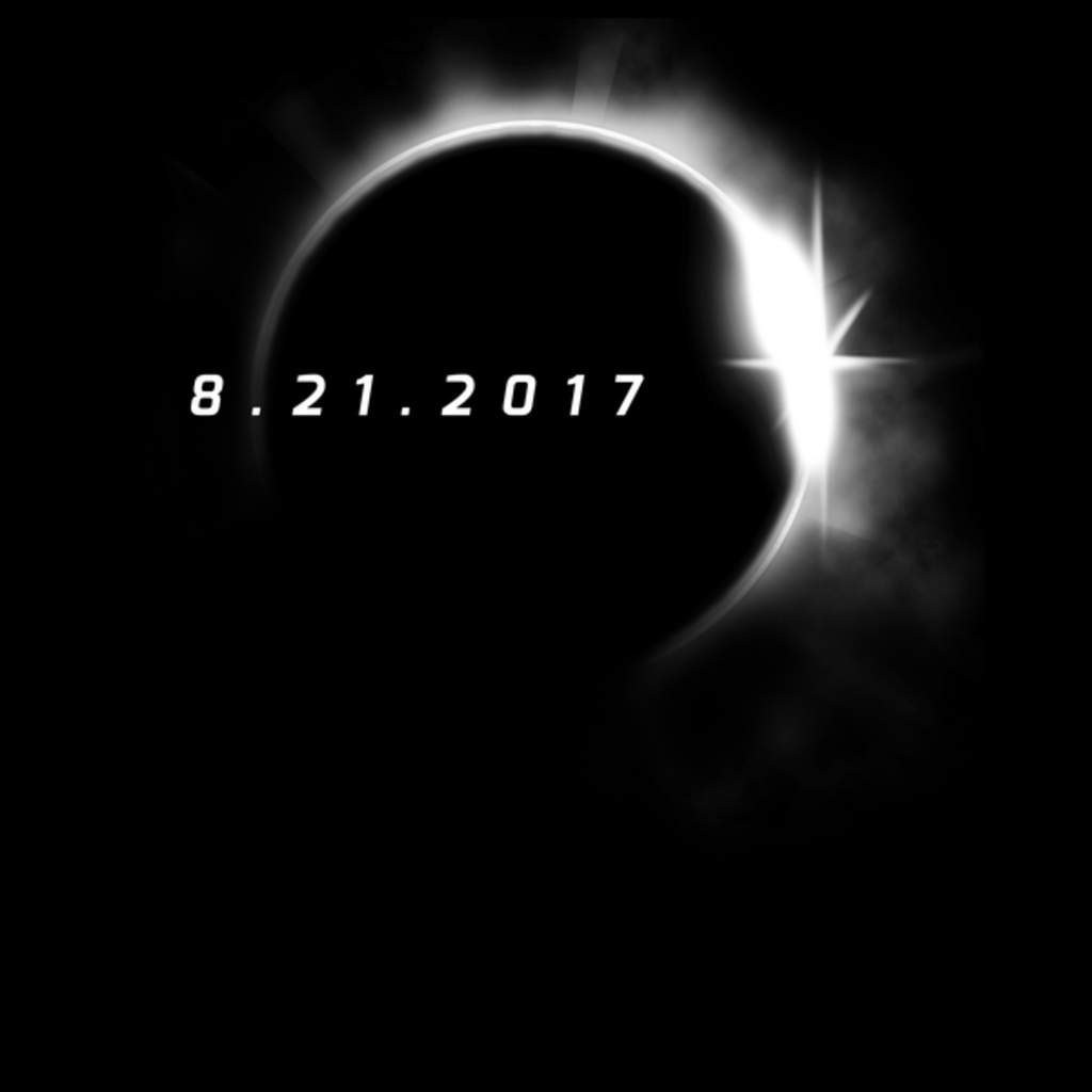 NeatoShop: Total Solar Eclipse August 21 2017 10
