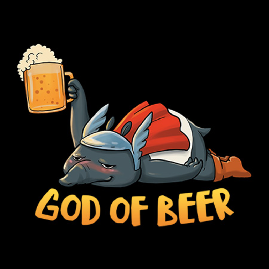 MeWicked: God of Beer (Thor Tapir)