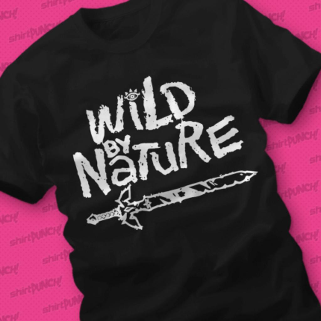 ShirtPunch: Wild by Nature