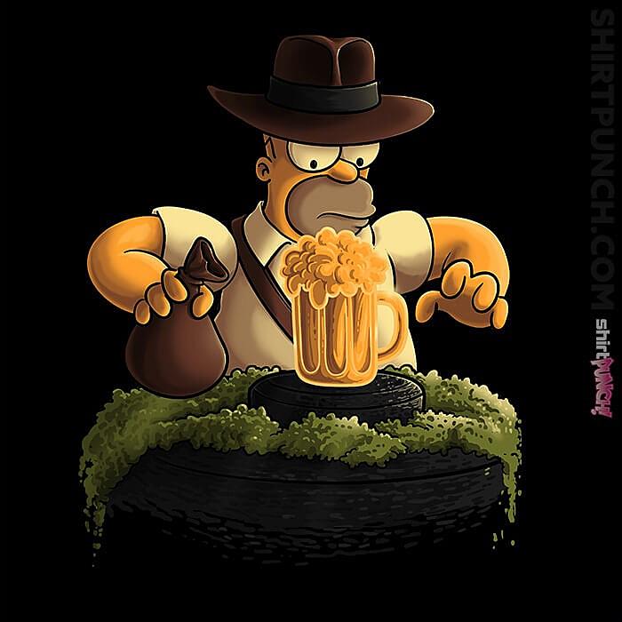 ShirtPunch: Homer Jones