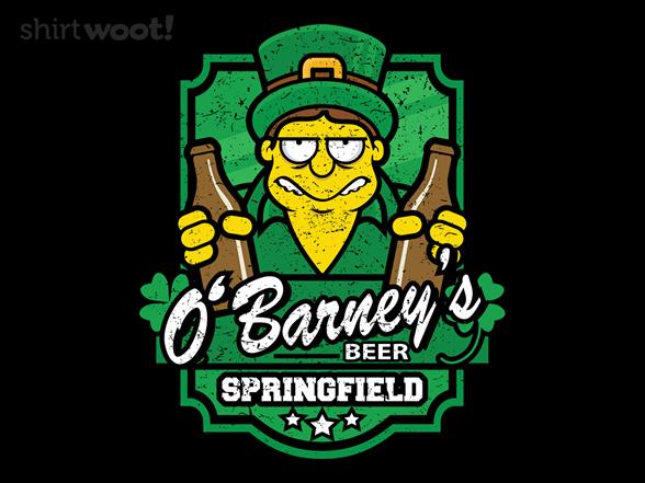 Woot!: O' Barney's