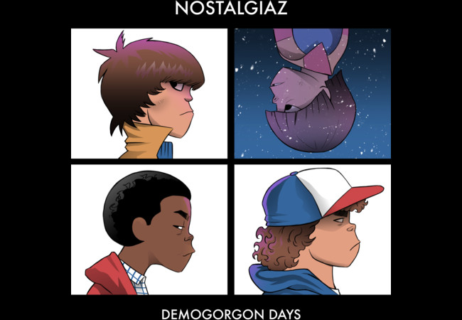 Design by Humans: Demogorgon Days