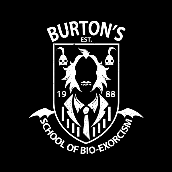 Unamee: Burton's School of Bio-Exorcism