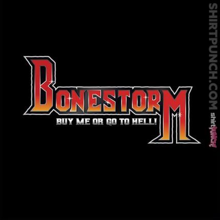 ShirtPunch: Bonestorm