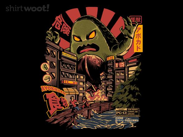 Woot!: Avokiller