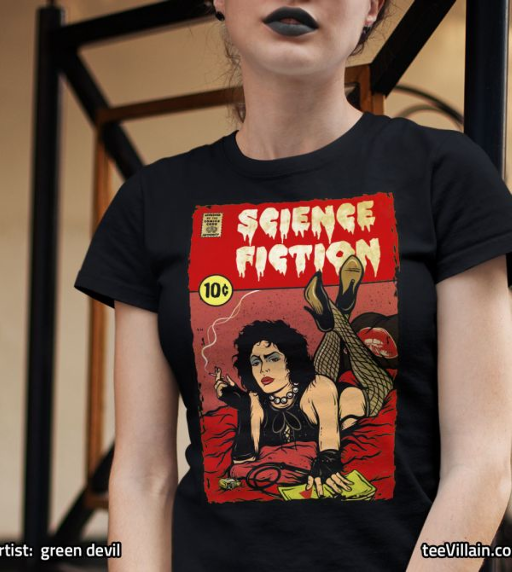 teeVillain: Pulp Science