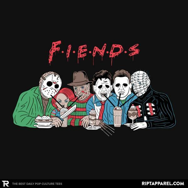 Ript: Horror F-i-e-n-d-s