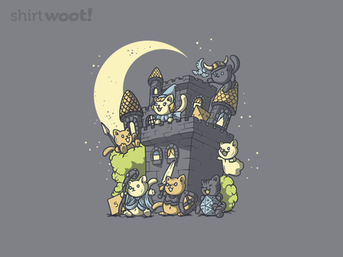 Woot!: Dungeons And Cats