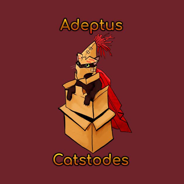TeePublic: Adeptus Catstodes