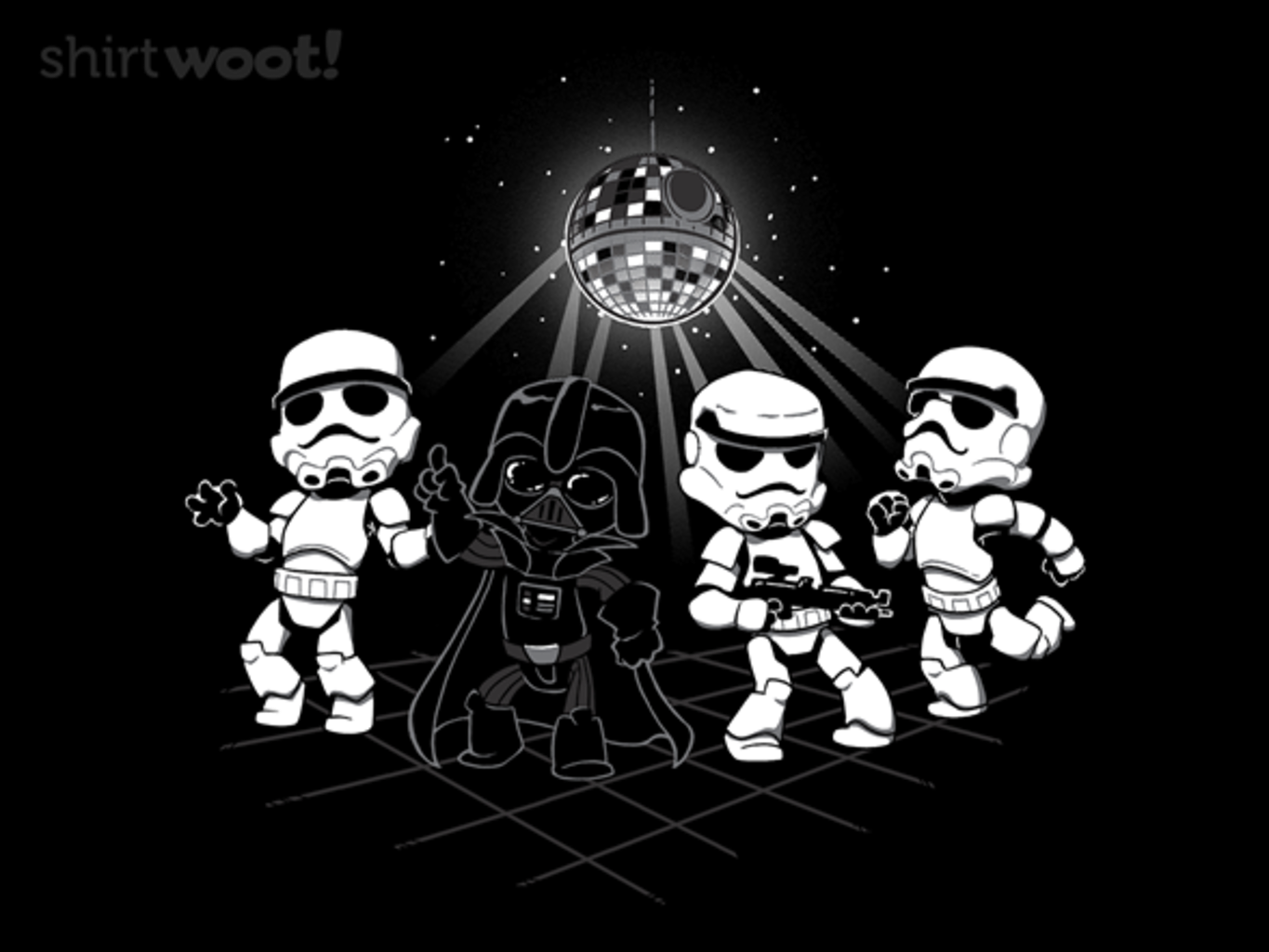 Woot!: Dark Side Disco