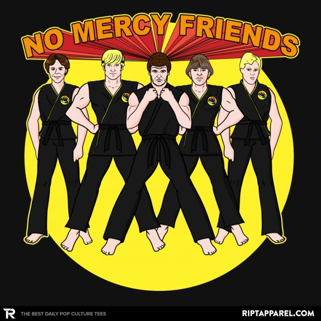 Ript: No Mercy Friends