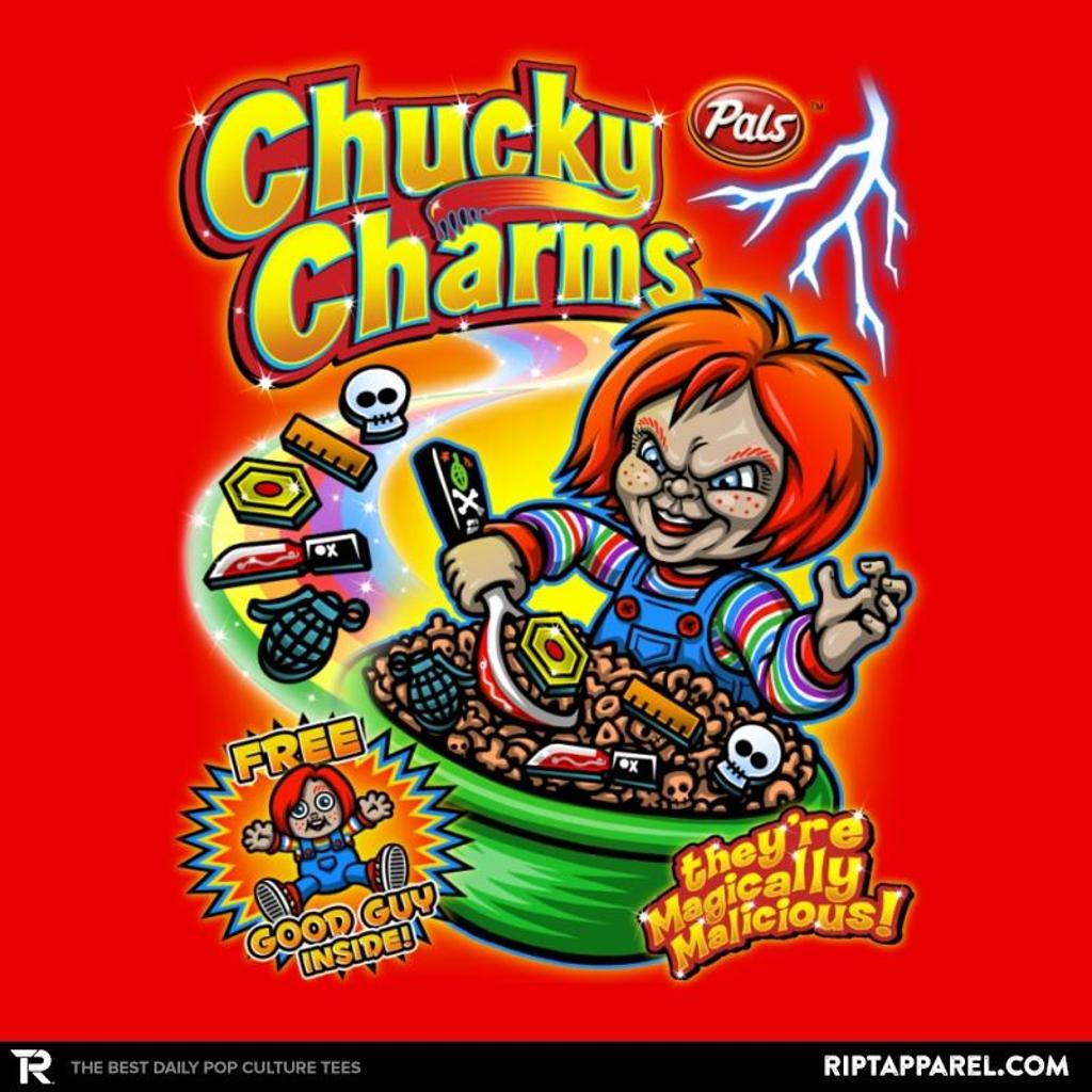 Ript: Chuck Charms