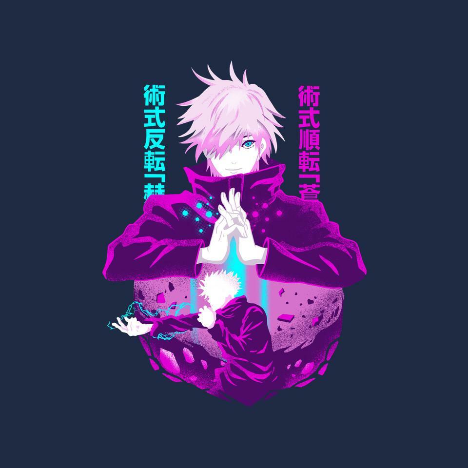 TeeFury: Hollow Purple