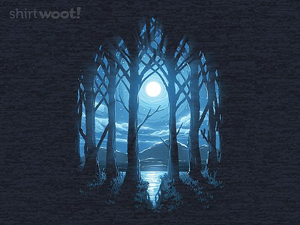 Woot!: Vaulted Moonlight