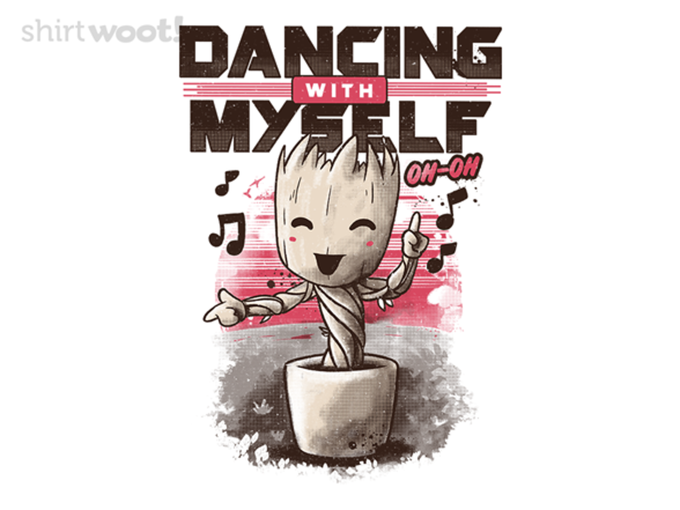 Woot!: Dancing With Myself