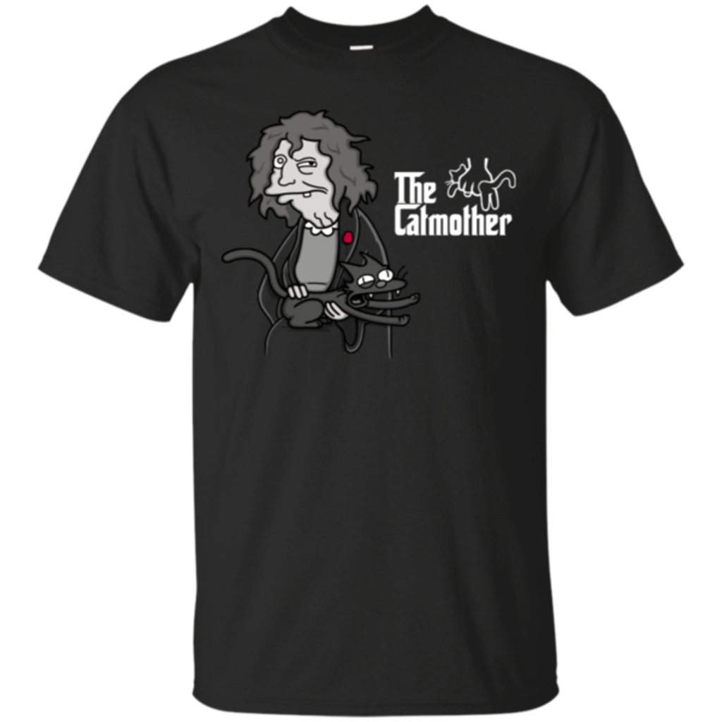 Pop-Up Tee: The Catmother