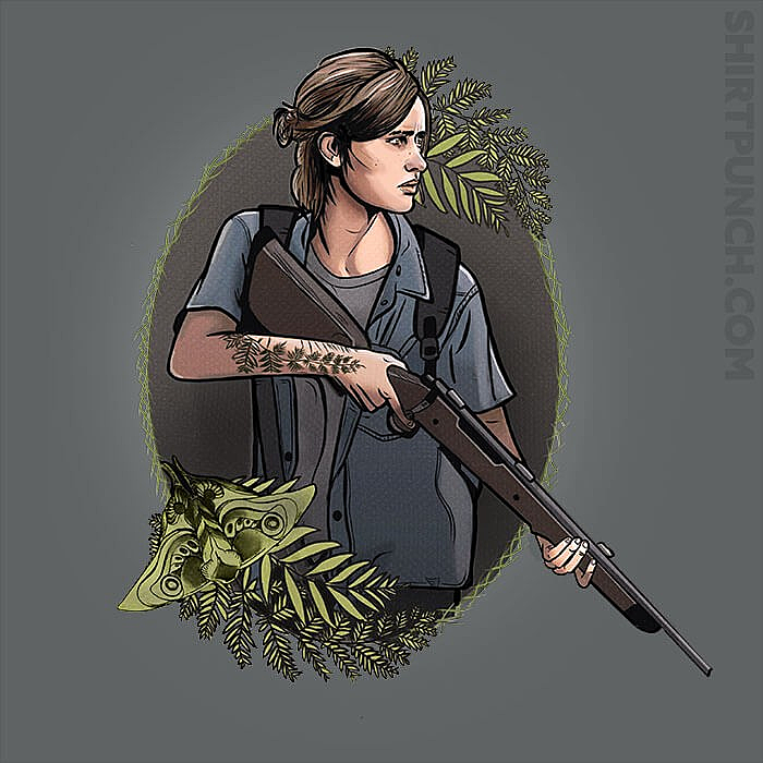 ShirtPunch: Ellie