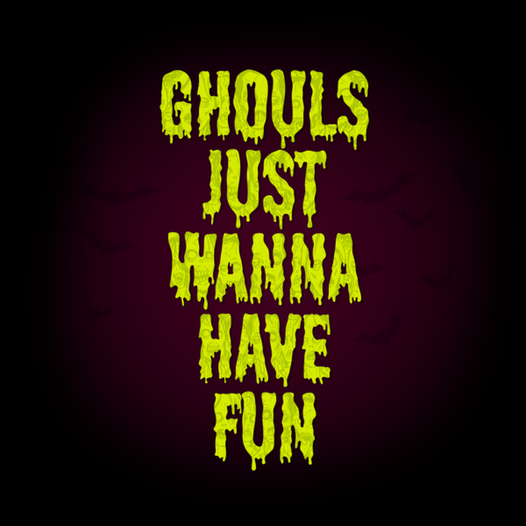 NeatoShop: Ghouls just wanna have fun