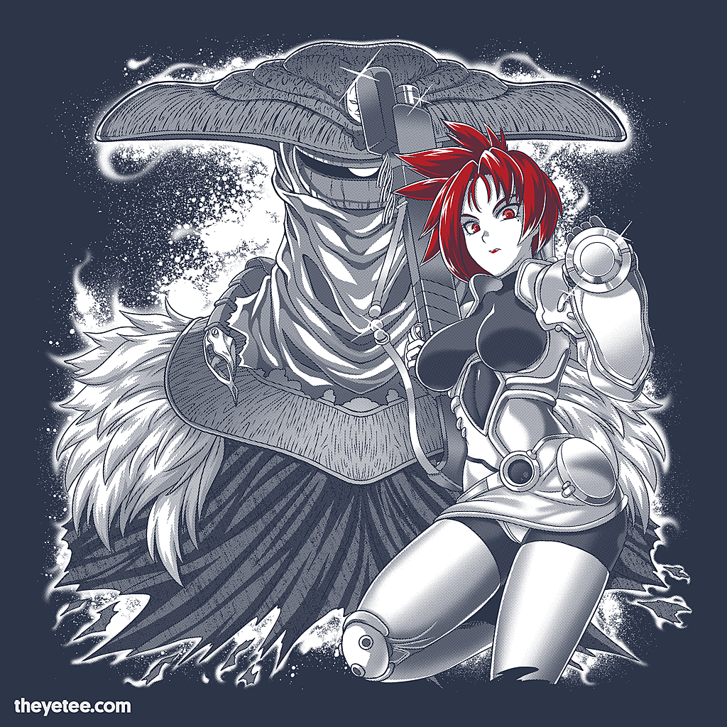 The Yetee: Space hunter