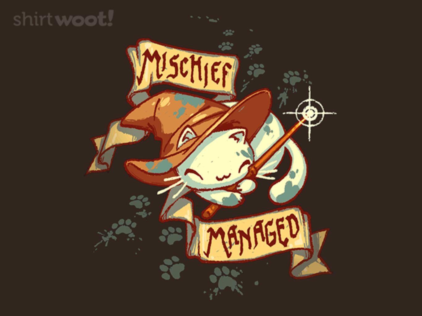 Woot!: Mischief Managed