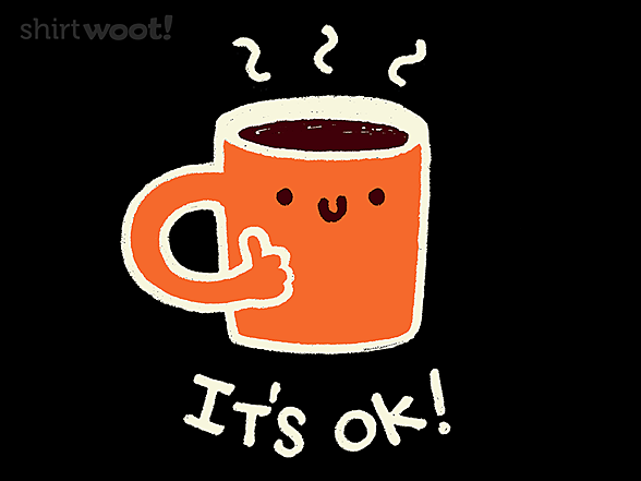 Woot!: Coffeedence