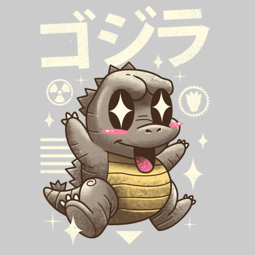 NeatoShop: Kawaii Lizard