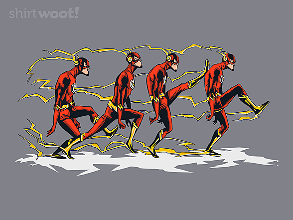 Woot!: The Speedster of Silly Walks