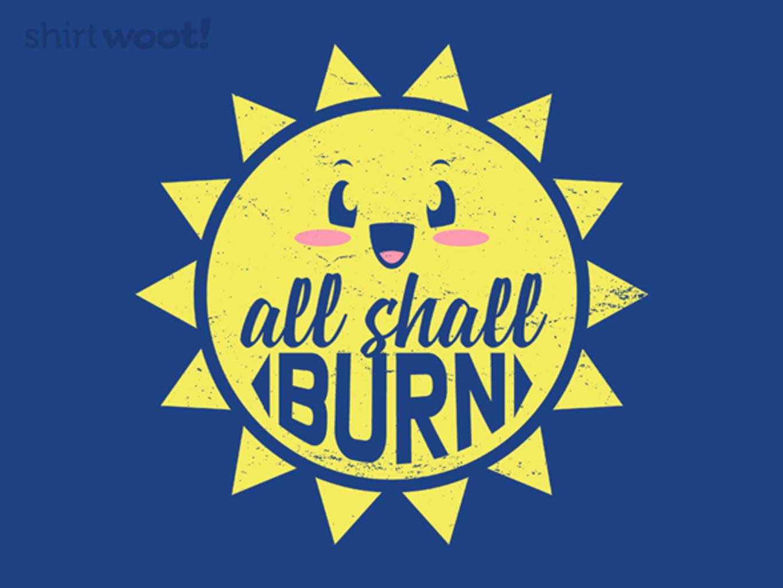 Woot!: Burn Notice - $15.00 + Free shipping