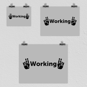 Woot!: Working'' Poster