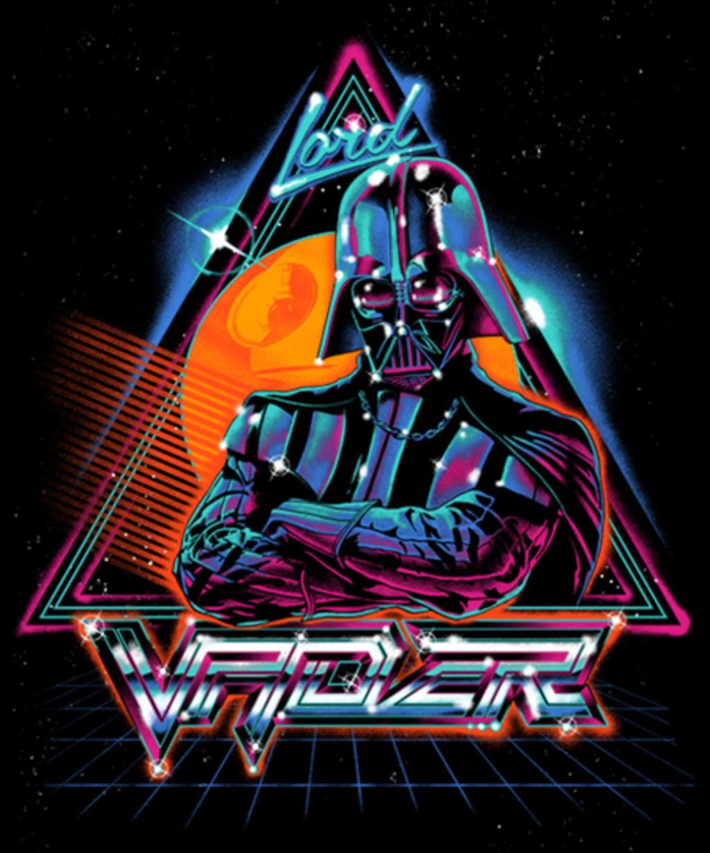 Qwertee: Lord of the 80's