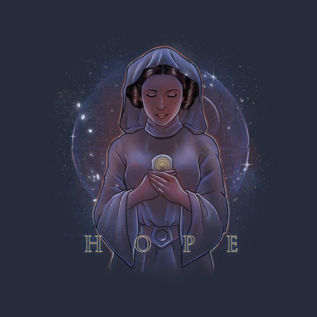 TeePublic: Hope T-Shirt