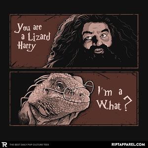 Ript: You're a Lizard