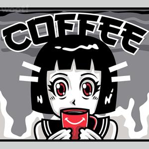Woot!: Coffee Girl - $15.00 + Free shipping