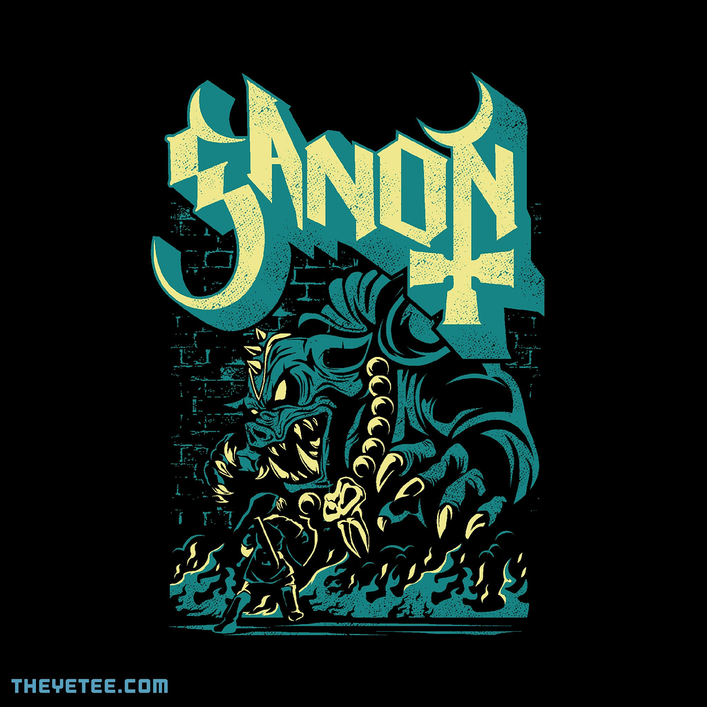 The Yetee: Montrous Prince of Darkness
